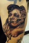 LA dead girl