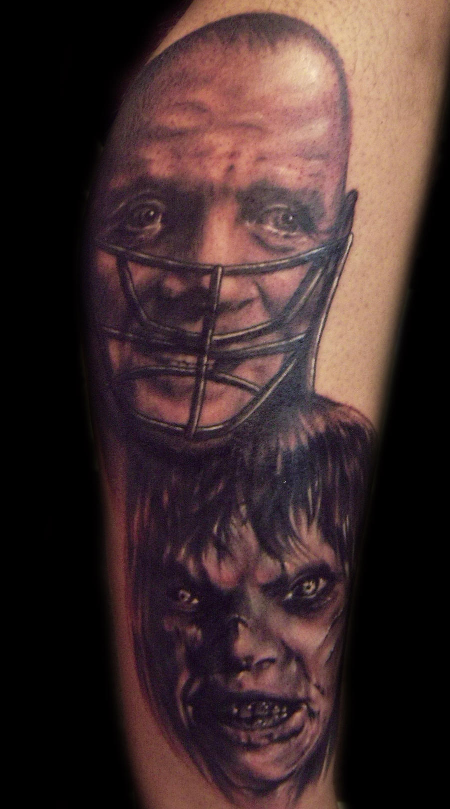 Jersey tattoo expo by *hatefulss on deviantART