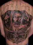 freehand back piece