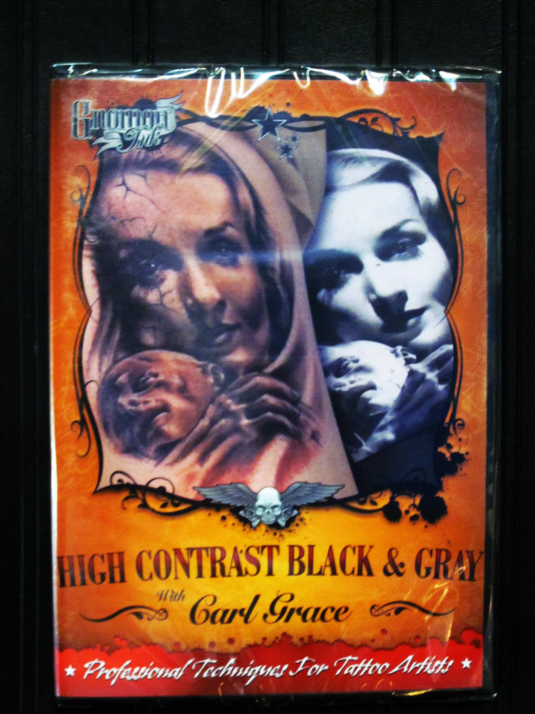 Carl grace bng tattoo dvd by hatefulss on deviantart for How to tattoo dvd