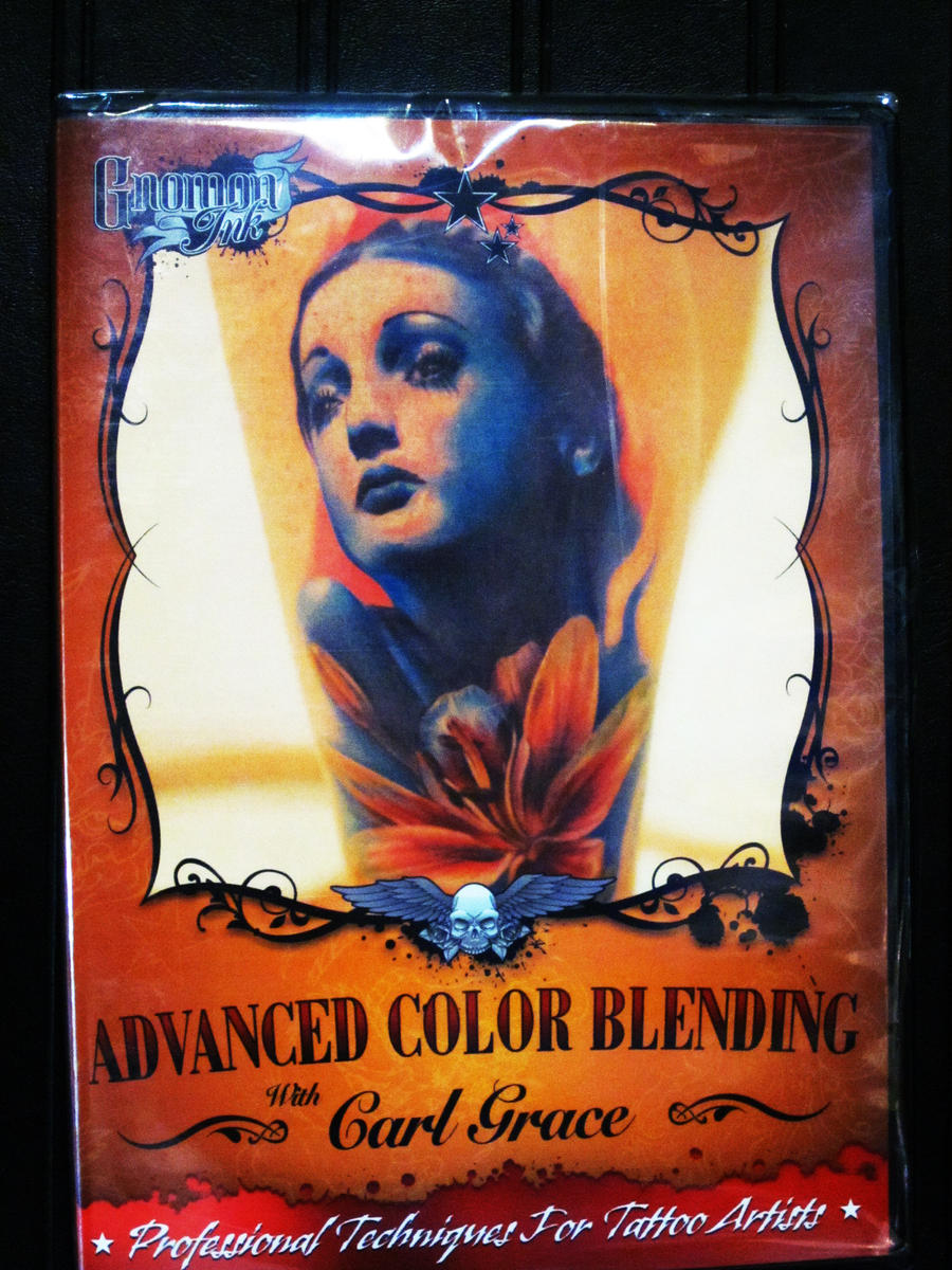 Carl grace color tattoo dvd by hatefulss on deviantart for How to tattoo dvd