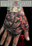 hand tattoo # 39