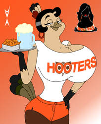 Pavita Hooters
