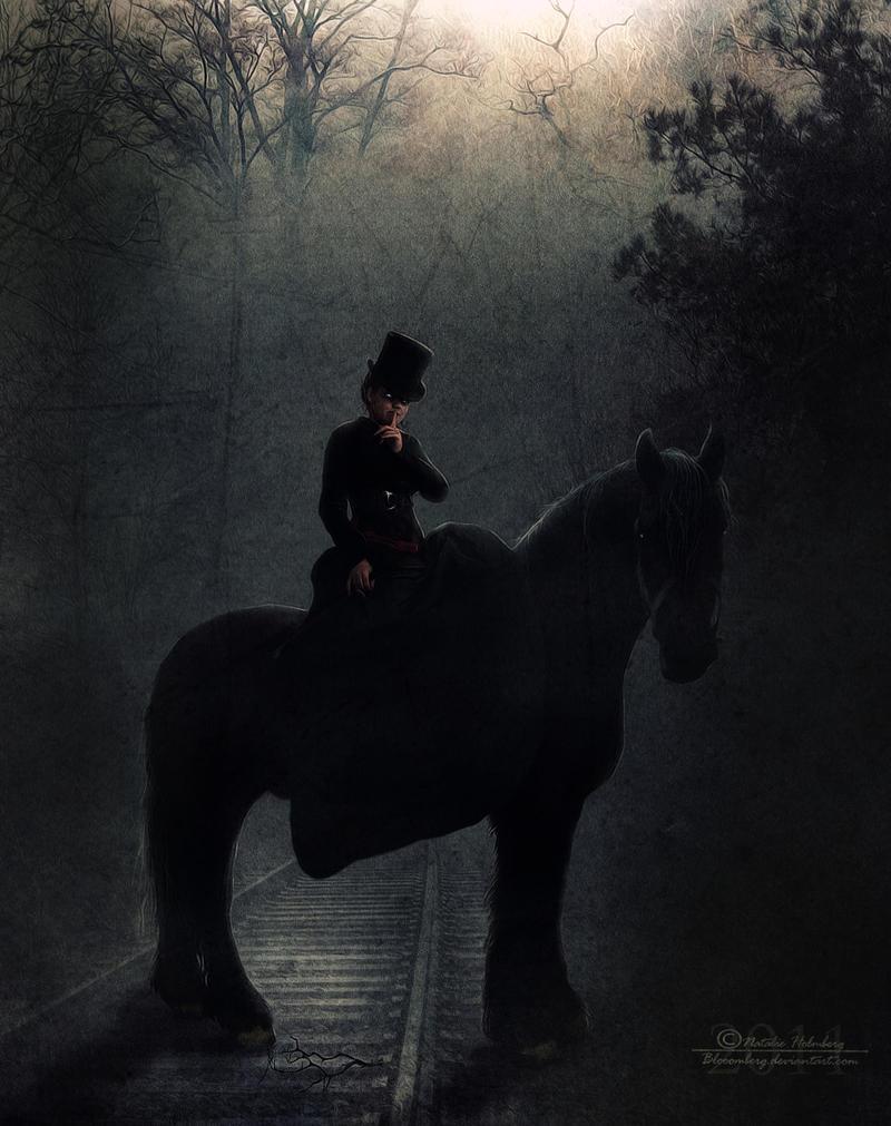 Night rides by Blooomberg