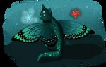 Noeliya - Emerald Star by OmbreTsuki