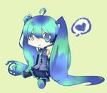 Vocaloid - Chibi Miku