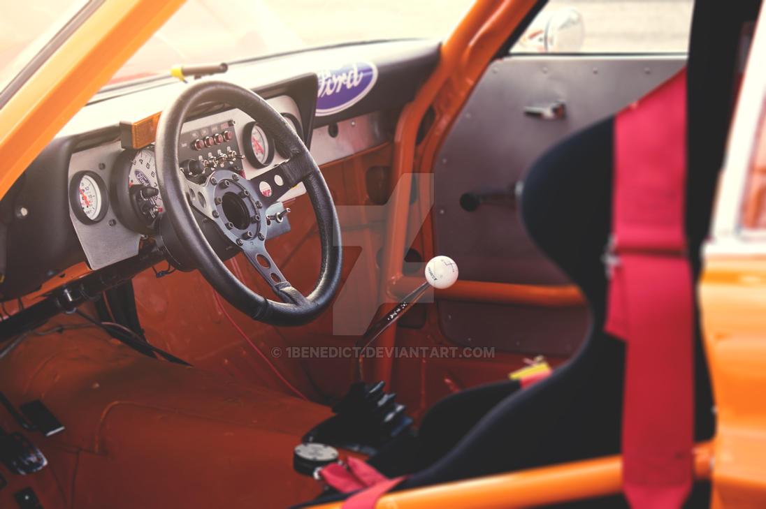 Ford Capri 302 Perana by 1BeneDict
