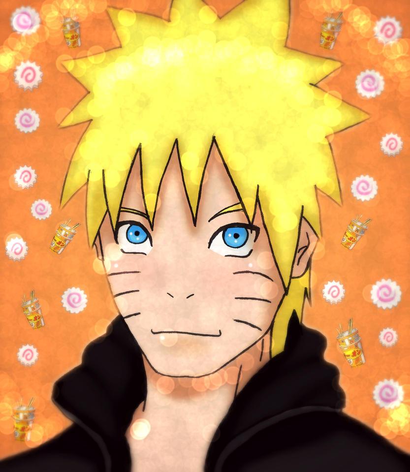 Uzumaki Fishcake Naruto by BitterShannaro