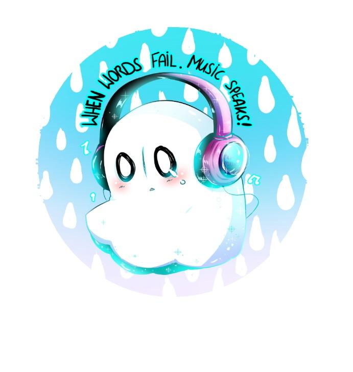 Napstablook Button :3 by YaYa-ChanOO