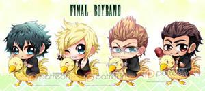 Final Boyband