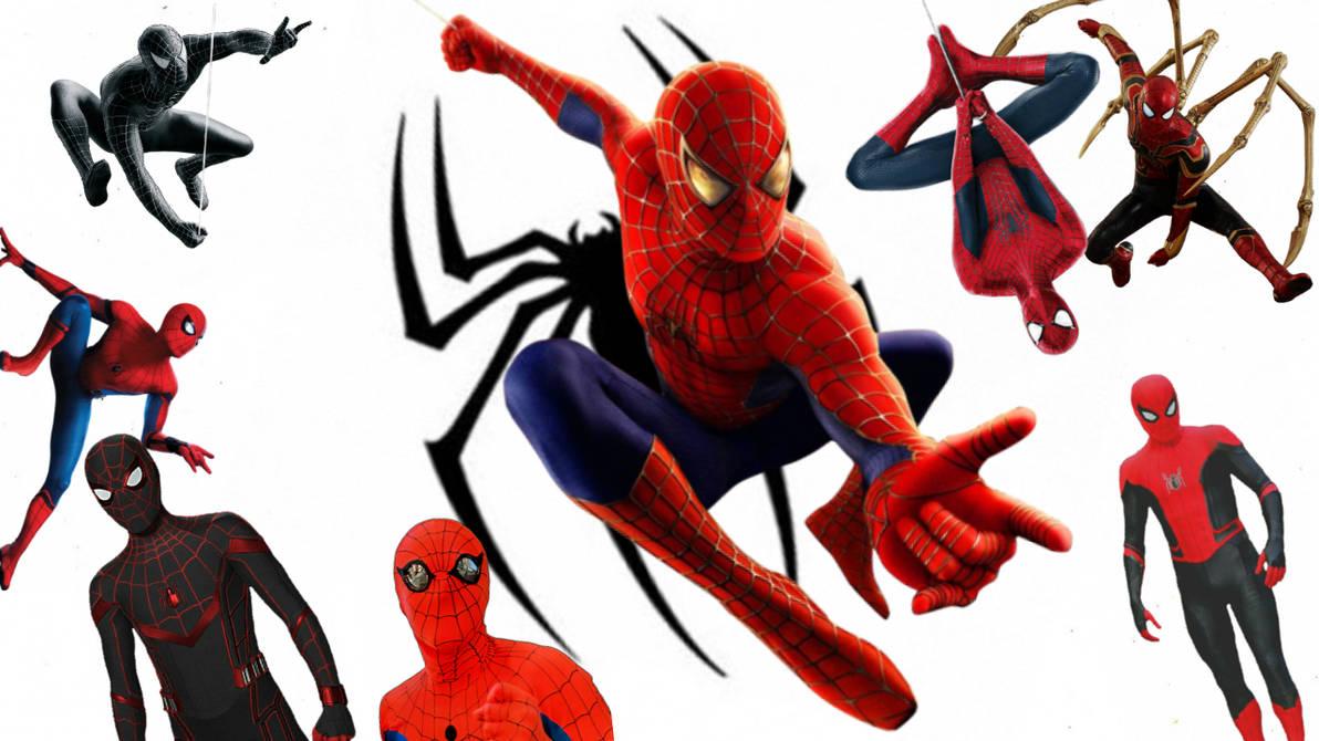 Your Friendly Neighborhood Spiderman by rainbow521