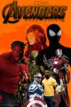 Avengers Dark Phoenix fan poster