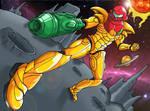 Power Suit Samus