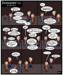 Dungeons - Pep Talk
