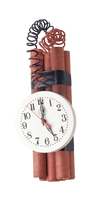 TimeBomb Free Transparent PNG by AbsurdWordPreferred