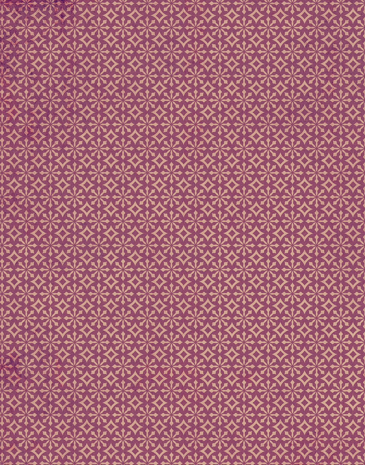 French wallpaper pattern