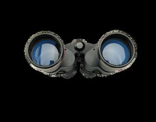 Binoculars transparent PNG by AbsurdWordPreferred