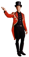 Ringmaster Transparent PNG by AbsurdWordPreferred