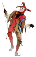 Jester Transparent PNG by AbsurdWordPreferred