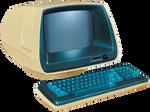 Retro Computer png