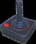Retro Joystick PNG