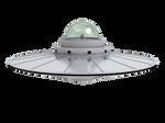 Flying Saucer by AbsurdWordPreferred