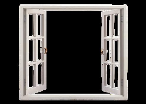 Window transparent PNG