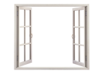 Window transparent PNG