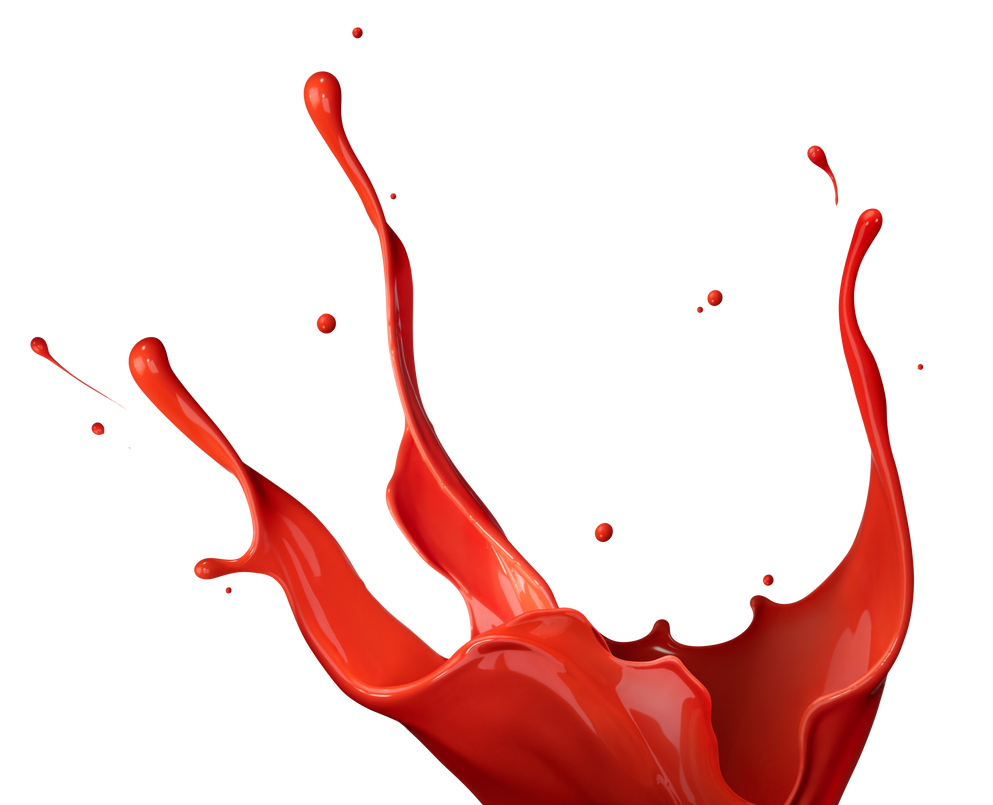 Paint Splash PNG by AbsurdWordPreferred