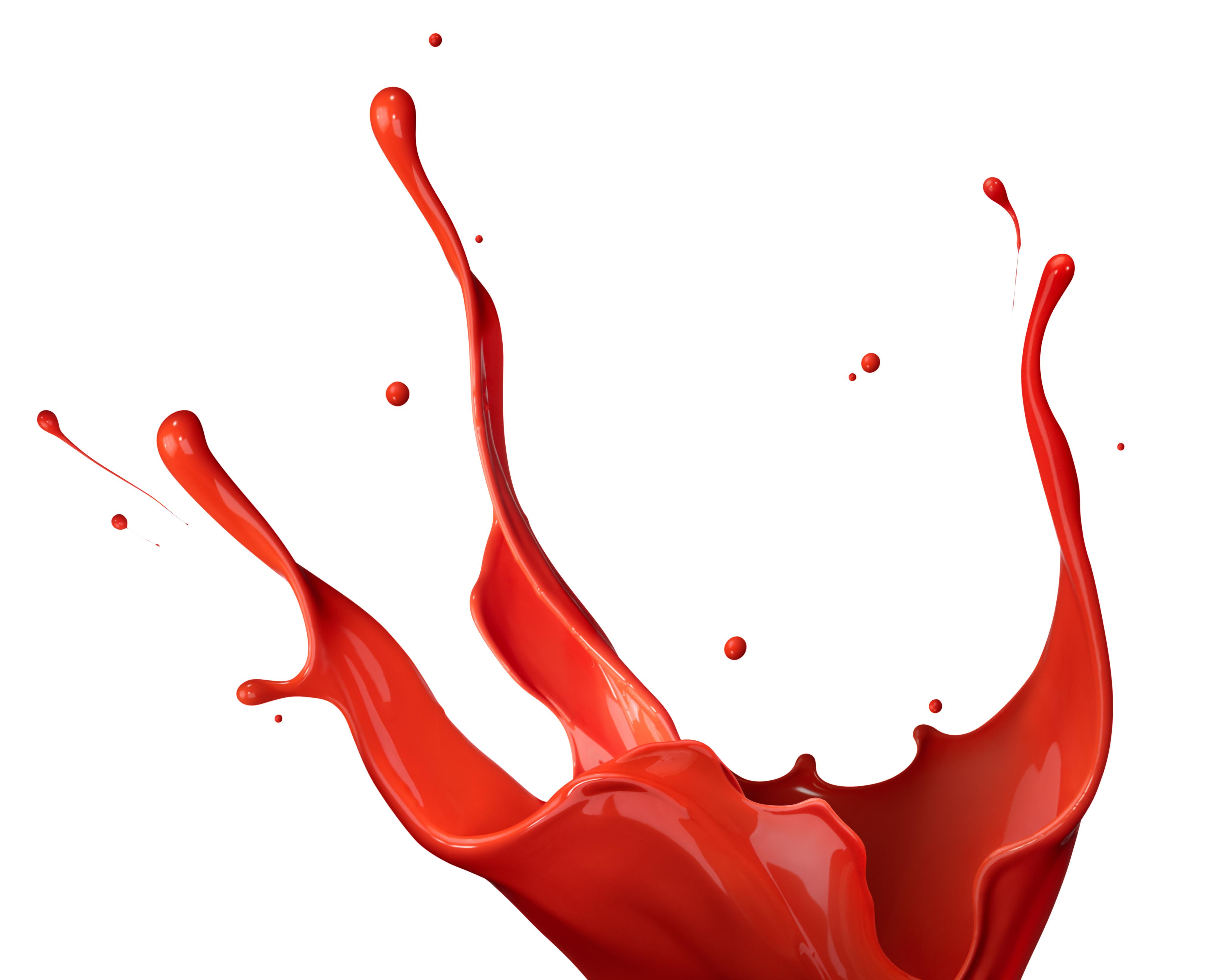 Paint Splash PNG by AbsurdWordPreferred