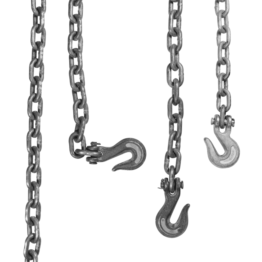 chains transparent png by AbsurdWordPreferred
