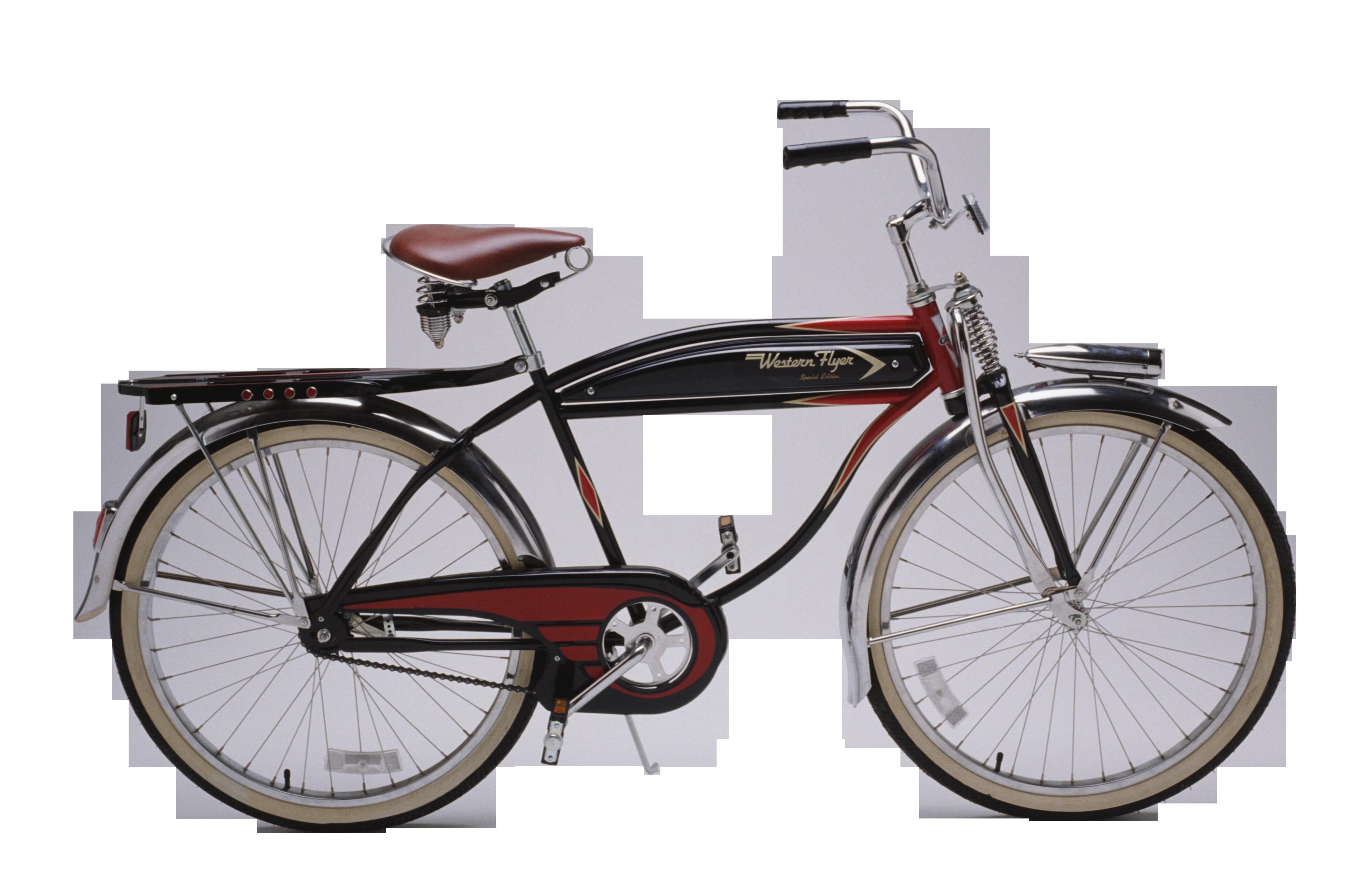 Vintage Bike png by AbsurdWordPreferred
