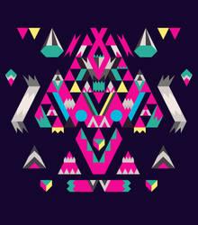 Geometric Play by AbsurdWordPreferred
