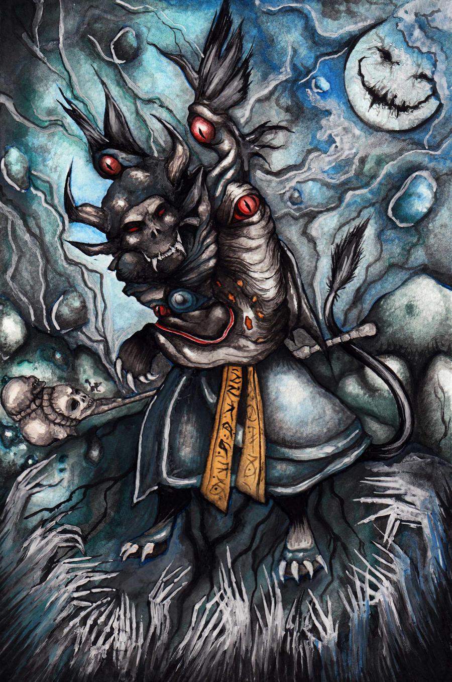 Gw2 Necromancer Art