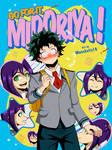 [BNHA OC] Go for it, Midoriya!