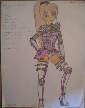 PxZ Violet Grace