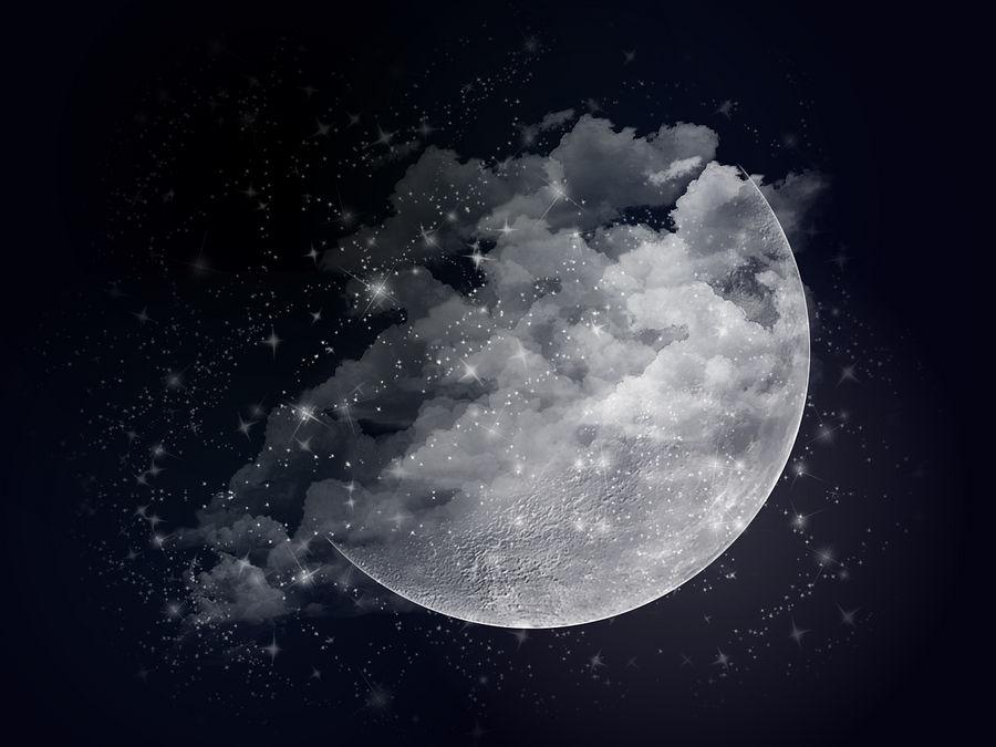 Moon Texture 2