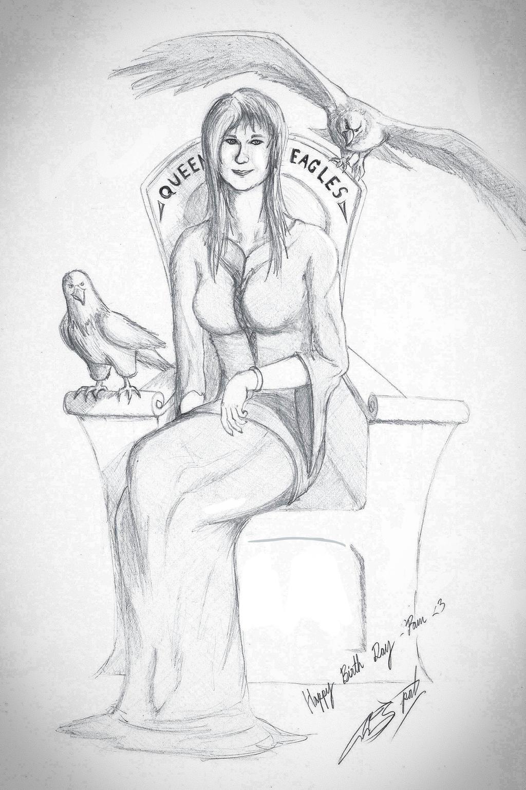 Queen of Eagles