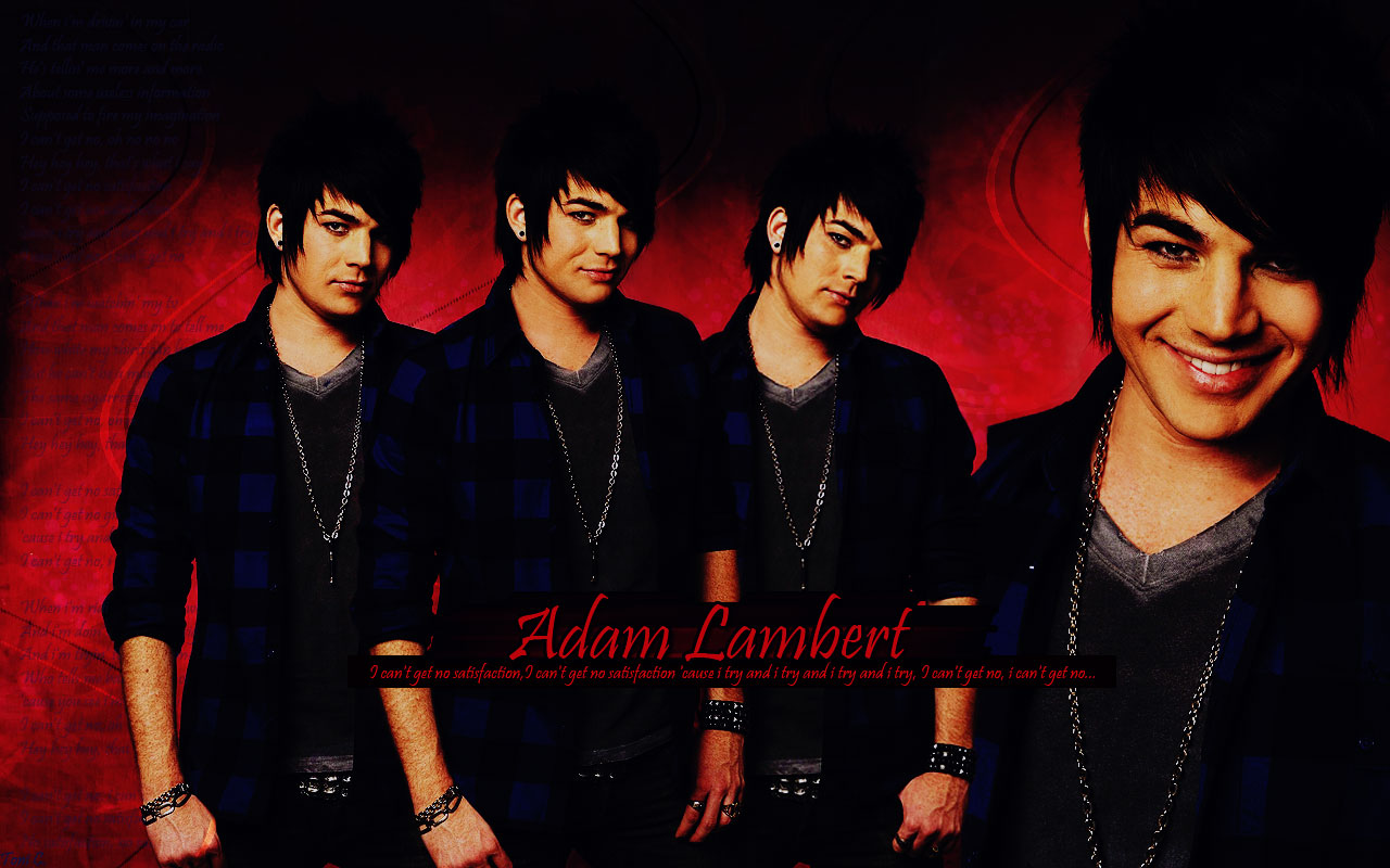 Adam Lambert Wallpaper by For-Always