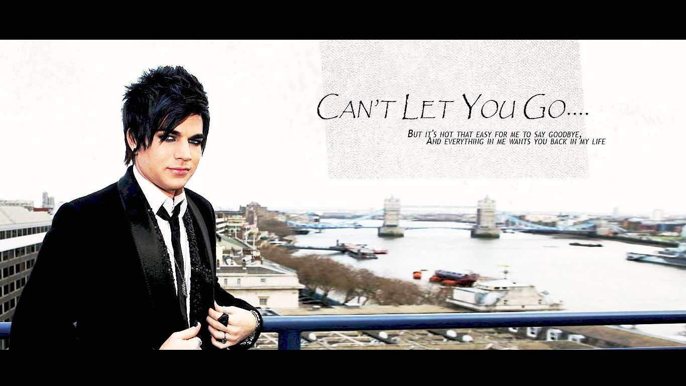 i can t let go of you: