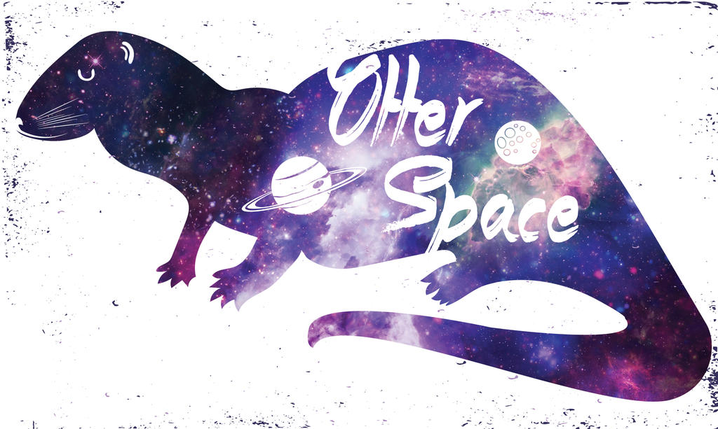 Otter Space by grumbles87