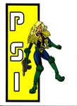 Coloured Comic Book Art