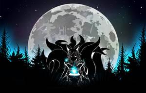 Ahri: Don't you trust me summoner? by SWindrunner