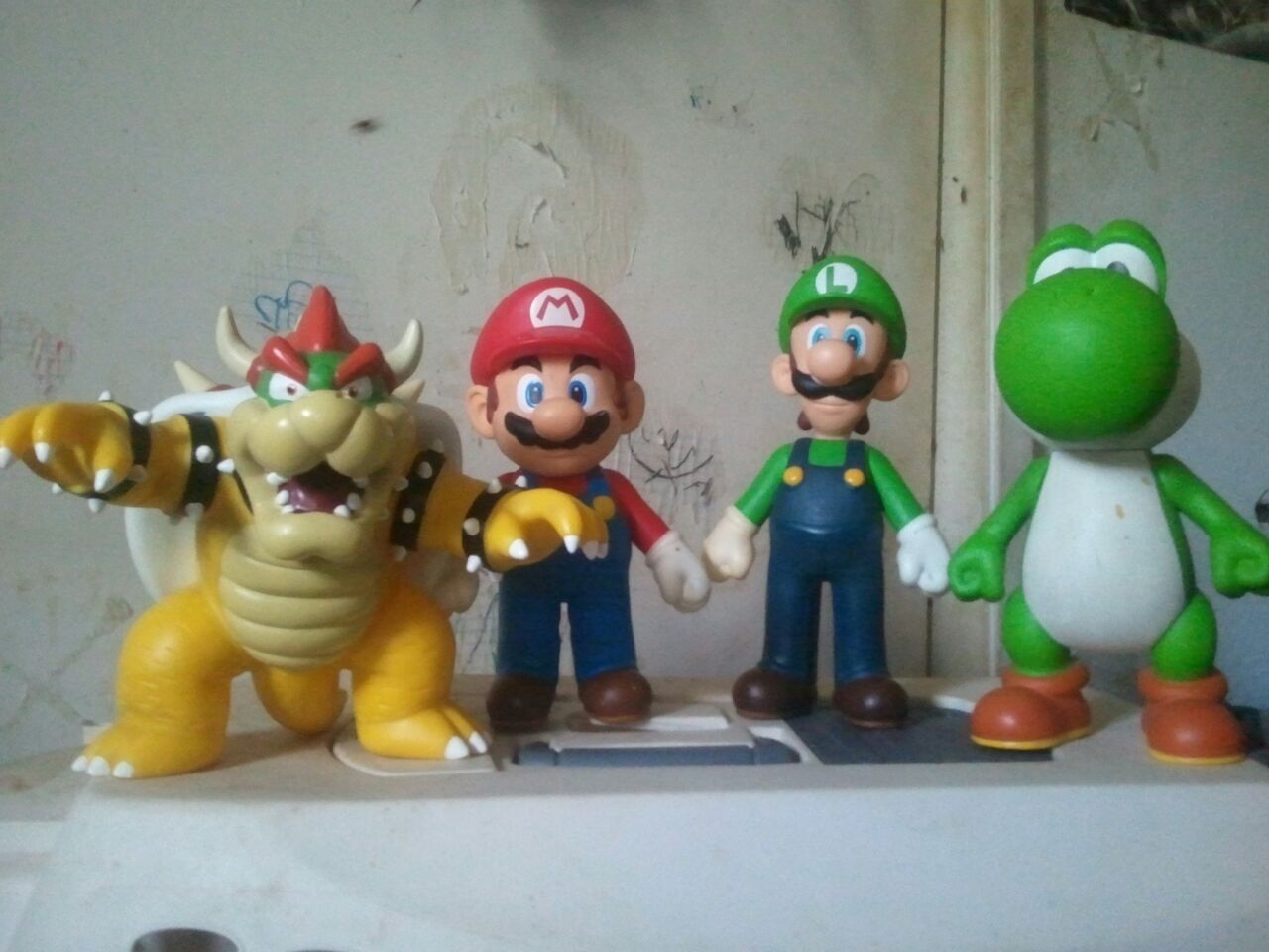 My Super Mario Super Size Figure Collection by