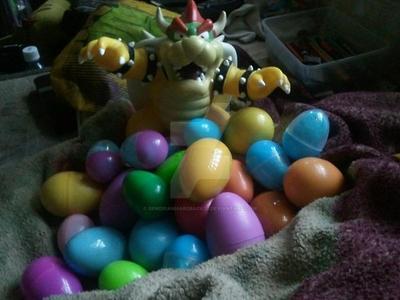 Easter Eggs for the King! by BenorianHardback26