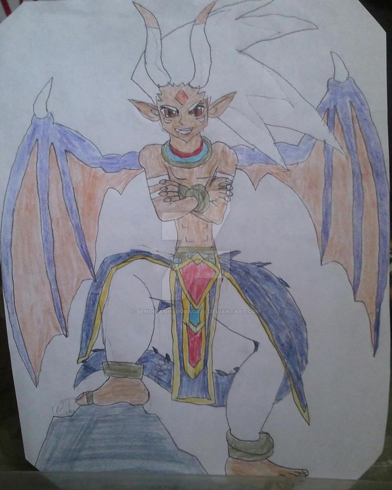 Lord Dogma by BenorianHardback26