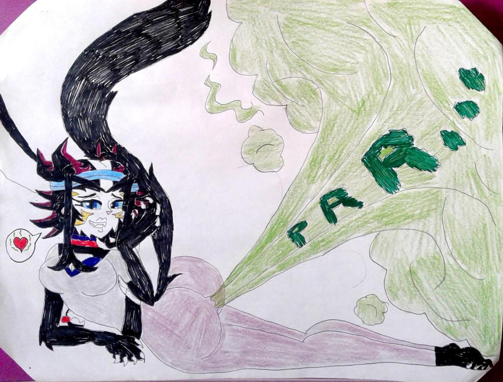 Passion Gas 2 (Timeskip, Wereskunk) by BenorianHardback26