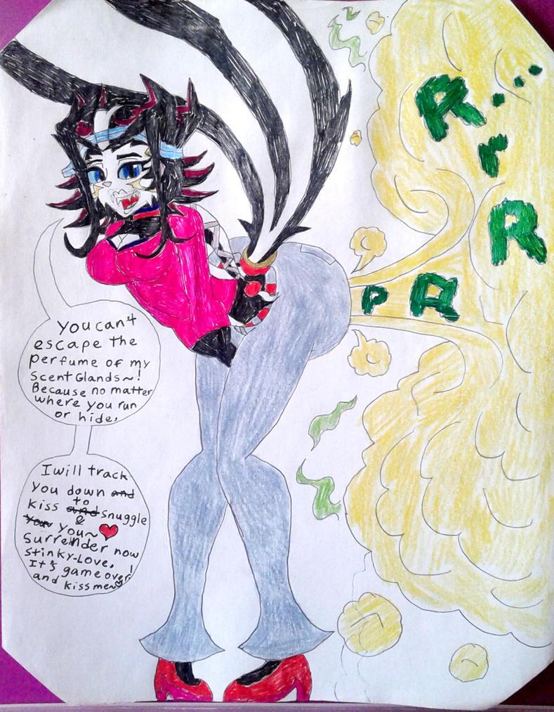 Aurora's Longest Spray (Timeskip Version.) by BenorianHardback26