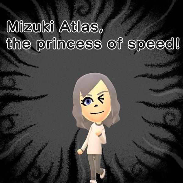 Mizuki Atlas (Mii version)  by BenorianHardback26