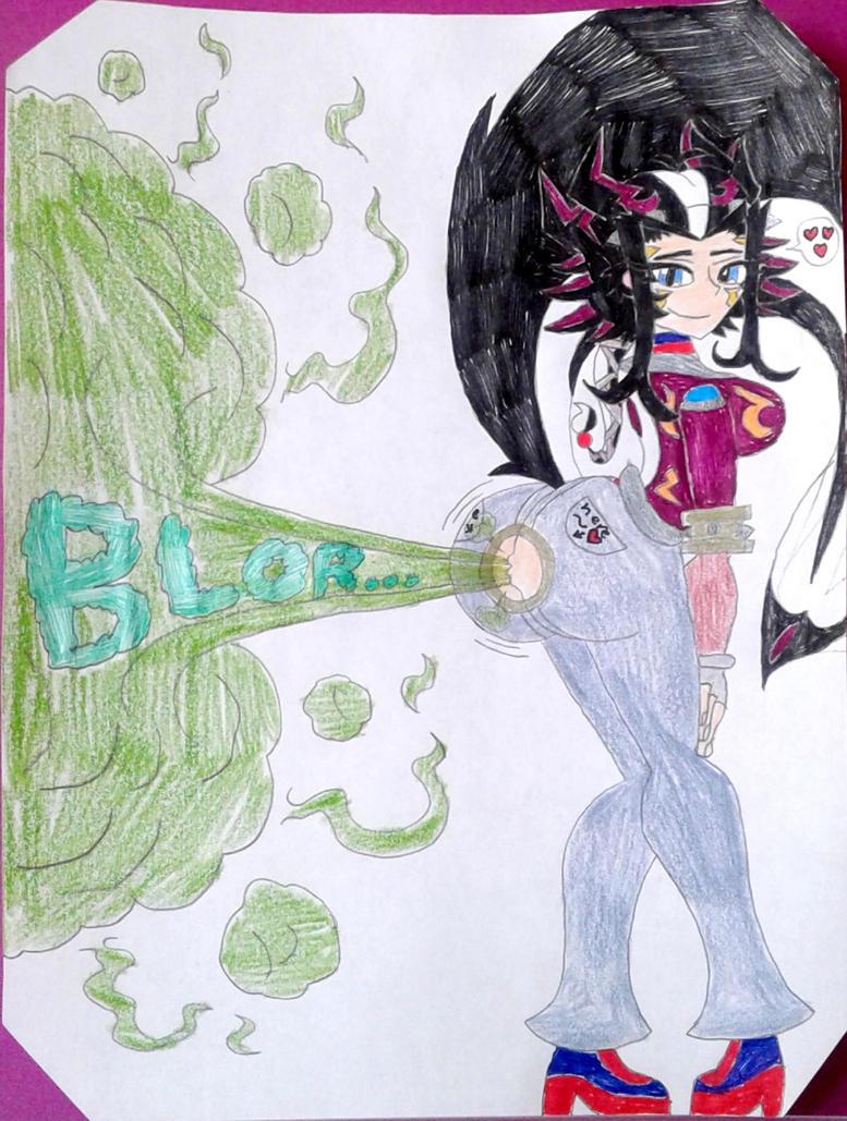 Aurora's Powerful Fart (Sukankumimi Ver.) by BenorianHardback26